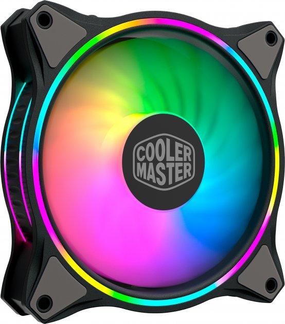 Кулер Cooler Master MasterFan MF120 HALO RGB (MFL-B2DN-18NPA-R1) - зображення 1