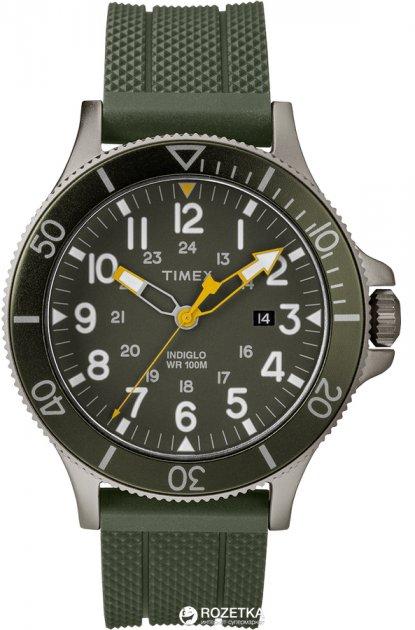 Мужские часы TIMEX Tx2r60800 - изображение 1