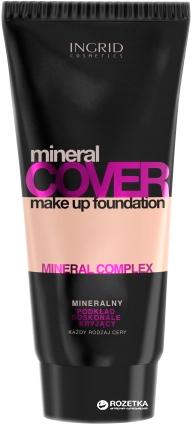Тональний крем Ingrid Ideal Cover з мінералами 30 мл 17 Персиковий (5902026634205) - зображення 1