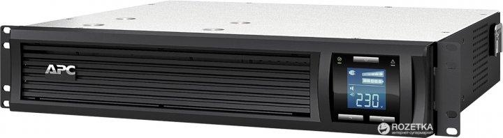APC Smart-UPS C 3000VA LCD 2U (SMC3000RMI2U) - зображення 1