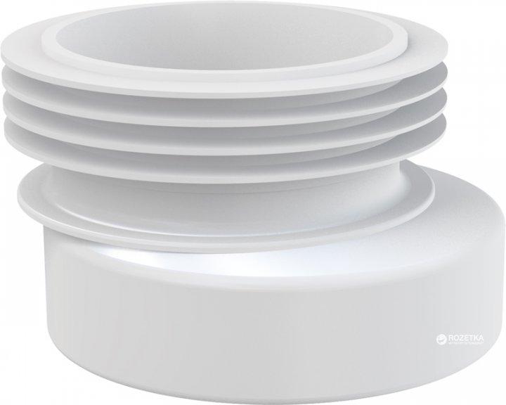 Манжета для унитаза ALCA PLAST эксцентрическая (8594045931938) - изображение 1