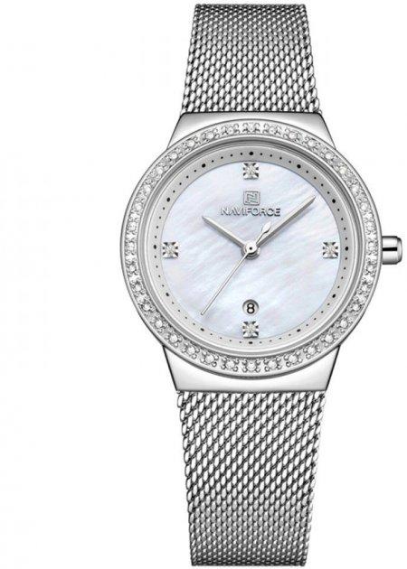 Жіночий годинник NaviForce SW-NF5005 (5005SW) - зображення 1