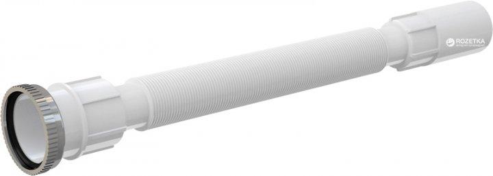"""Гибкое соединение ALCA PLAST A790 6/4"""" x 40 мм с металлической гайкой (8594045931914) - изображение 1"""