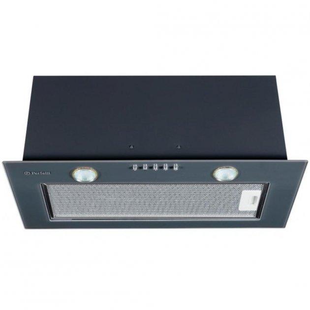 Витяжка кухонна PERFELLI BI 6562 A 1000 GF LED GLASS - изображение 1
