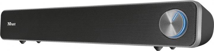 Акустическая система Trust Arys Soundbar for PC Black (TR22946) - изображение 1