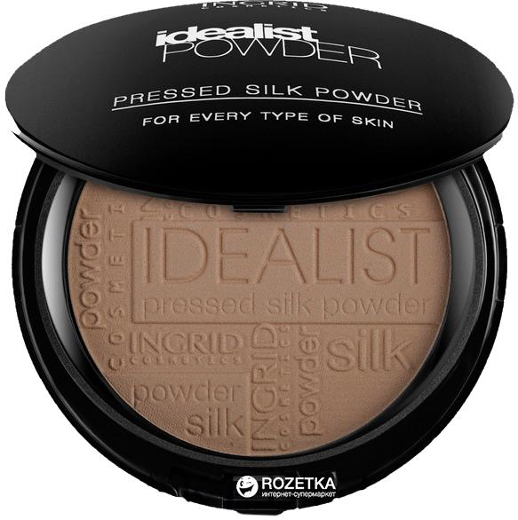 Пудра Ingrid Cosmetics Idealist 4 10 г (5907619826050) - изображение 1