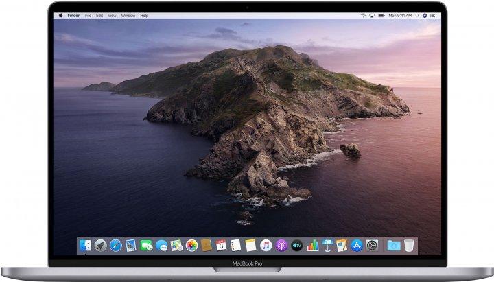 "Ноутбук Apple MacBook Pro 16"" 1TB 2019 (MVVK2) Space Gray - зображення 1"