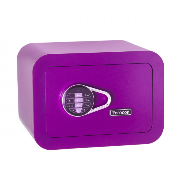 Сейф Ferocon Energy Violet - зображення 1