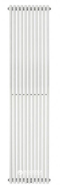 Радиатор трубный BETATHERM Praktikum 1800x425x79 мм вертикальный Ral 9016 - изображение 1
