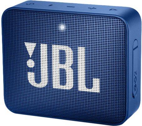 Акустическая система JBL Go 2 Blue (JBLGo2BLU) - изображение 1