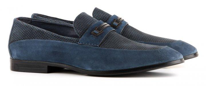 Туфлі Basconi 45 Синій 00000008650 - зображення 1