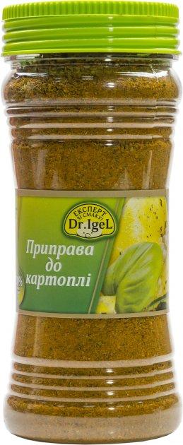 Приправа Dr.IgeL до картоплі 220 г (4820155170900) - зображення 1