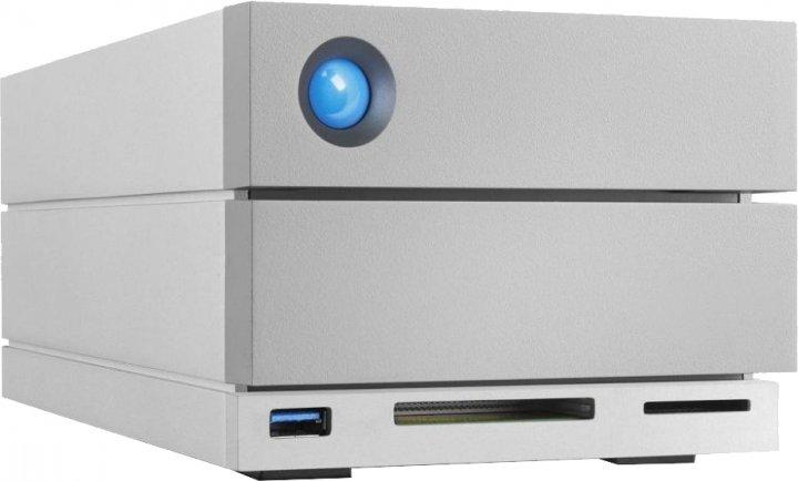 "Жорсткий диск LaCie 2 Big Dock Thunderbolt 3 16 TB STGB16000400 3.5"" Thunderbolt External - зображення 1"
