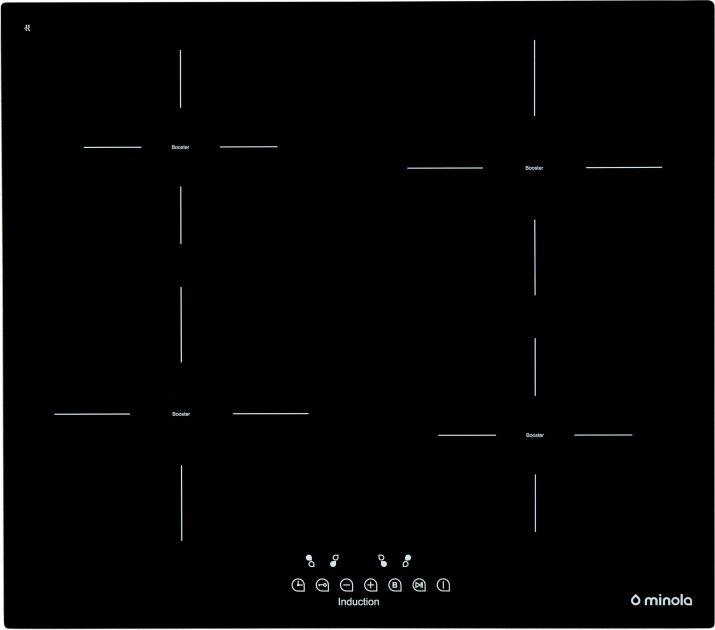 Варочная поверхность электрическая MINOLA MI 6042 GBL - изображение 1