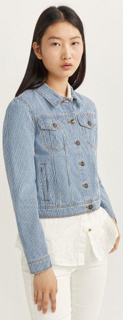 Куртка джинсовая Springfield 8277575-14 M (8433575230015) - изображение 1
