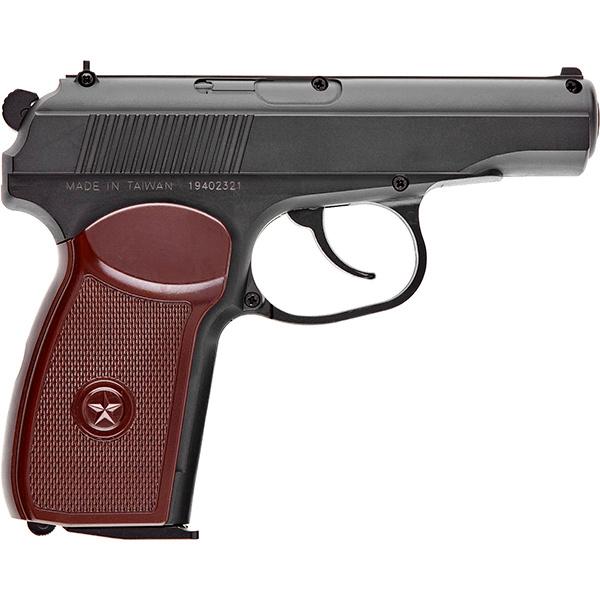 Пістолет пневматичний SAS Makarov SE - зображення 1