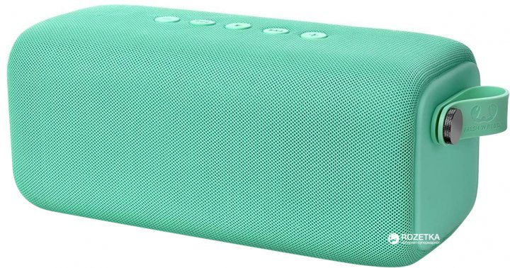 Акустическая система Fresh 'N Rebel Rockbox Bold L Waterproof Bluetooth Speaker Peppermint (1RB7000PT) - изображение 1