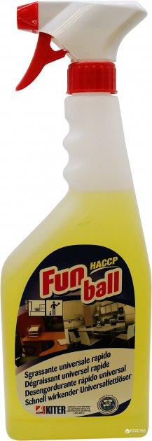 Обезжириватель универсальный KITER Fun Ball 750 мл (8033300233016) - изображение 1