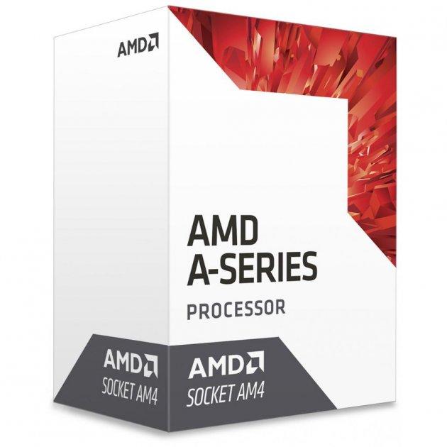 Процессор AMD A10-9700 (AD9700AGABBOX) (WY36AD9700AGABBOX) - изображение 1