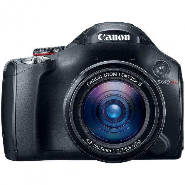 Canon PowerShot SX40 HS - изображение 1