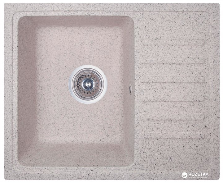 Кухонная мойка Cosh 55x46 kolor 210 - изображение 1