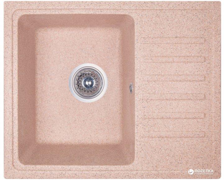 Кухонная мойка Cosh 55x46 kolor 806 - изображение 1