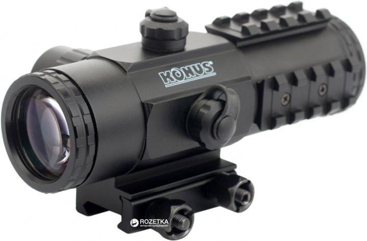 Коллиматорный прицел Konus Sight-Pro PTS2 3 x 30 (призматический) (7203Konus) - изображение 1
