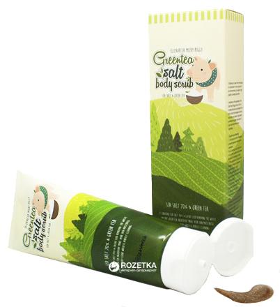 Скраб для тіла Elizavecca з екстрактом зеленого чаю 300 мл (8809418750123) - зображення 1