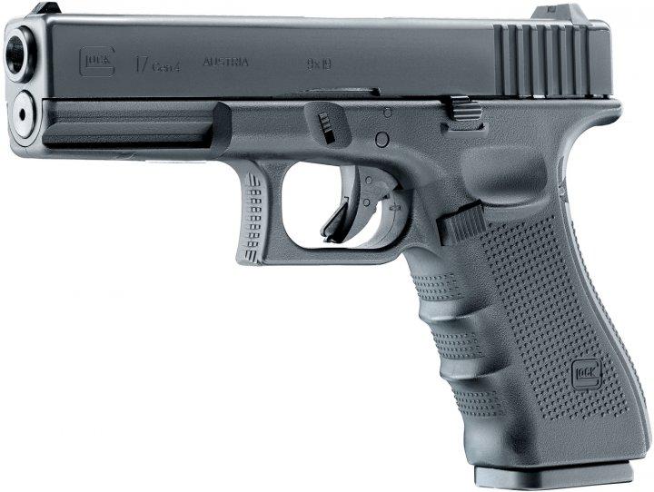 Пневматичний пістолет Umarex GLOCK 17 GEN4 4.5 мм (5.8364) - зображення 1