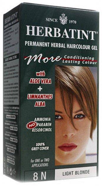 Herbatint - краски для волос на растительной основе