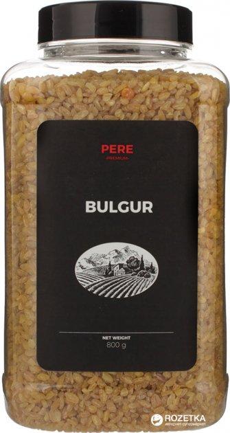 Крупа Pere Булгур 800 г (4820191590557) - зображення 1