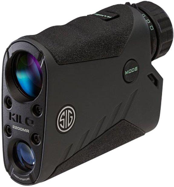 Лазерний далекомір Sig Sauer Kilo 2200BDX - зображення 1