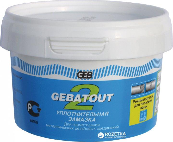 Паста-герметик GEB Gebatout 2 - зображення 1