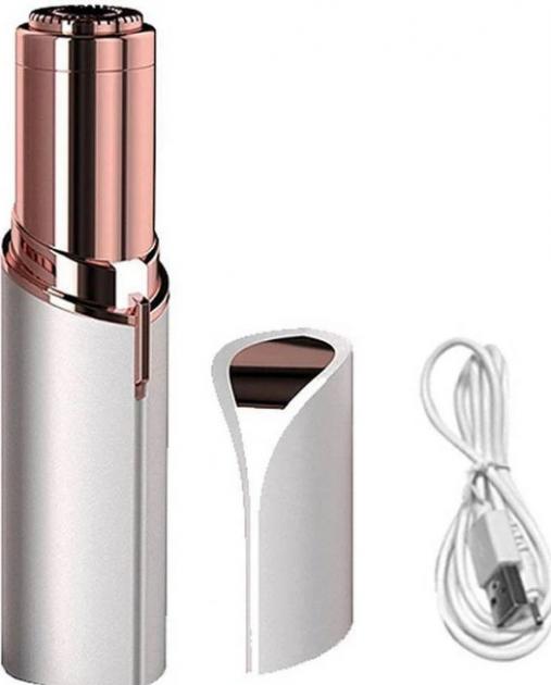 Эпилятор для лица для всех типов кожи Flawless Facial USB Charge 4439 - зображення 1