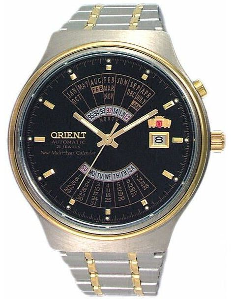 Мужские наручные часы Orient FEU00000BW - изображение 1