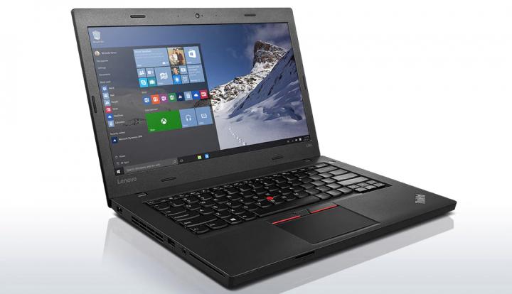 Ноутбук Lenovo ThinkPad L460-Intel Core i5-6200U-2,8GHz-4Gb-DDR4-128Gb-SSD-W14- FHD-IPS-Web-(B)- Б/В - зображення 1