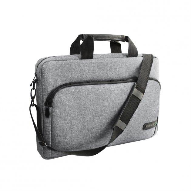 Сумка для ноутбука Grand-X SB-139G Grey - изображение 1