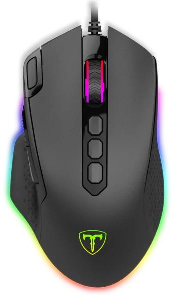 Мышь T-DAGGER Bettle T-TGM305 RGB Backlighting USB Black - изображение 1