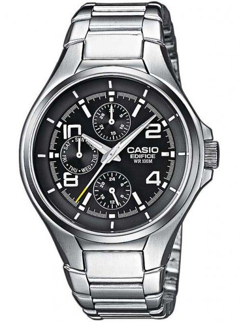 Часы CASIO EF-316D-1AVEF EDIFICE Herren 40mm 10ATM - изображение 1