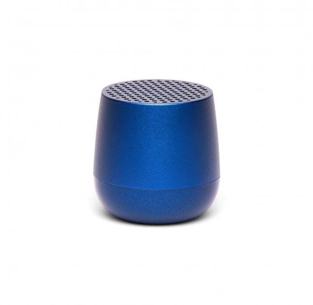 Мини-колонка MINO, 3 Вт синяя - wos7567 LEXON Синий - зображення 1