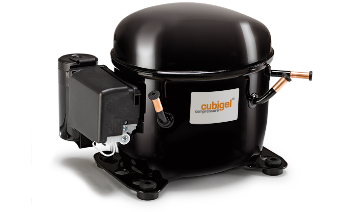 Компрессор герметичный Cubigel GLY12RA_A (ACC) - изображение 1
