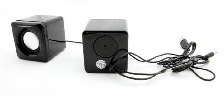 Акустическая система Esperanza EP111 Black - изображение 1