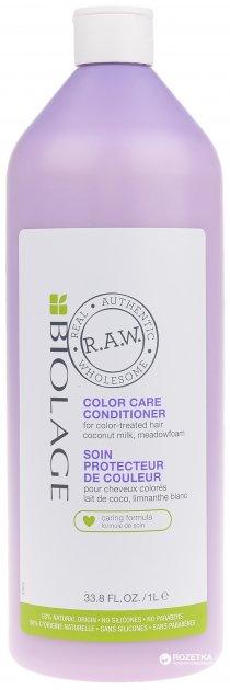 Кондиционер Biolage R.A.W. Color Care для окрашенных волос 1000 мл (884486357540) - изображение 1