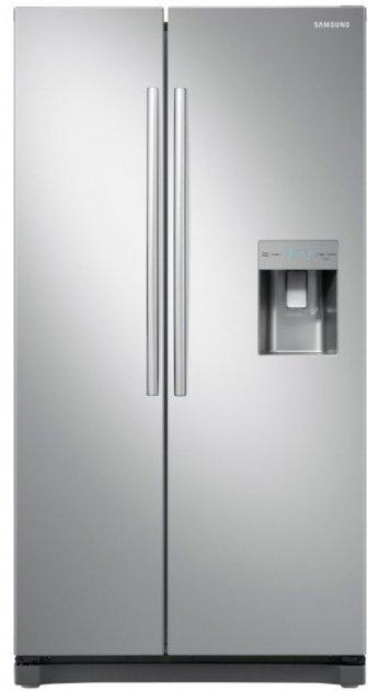 Side-by-side холодильник SAMSUNG RS52N3203SA/UA - изображение 1