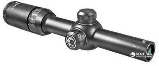 Оптический прицел Barska Tactical 1.5-4.5x20mm FFP (Mil-Dot) + кольца (925765) - изображение 1