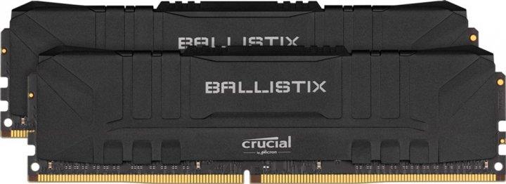 Оперативная память Crucial DDR4-3600 16384MB PC4-28800 (Kit of 2x8192) Ballistix Black (BL2K8G36C16U4B) - изображение 1