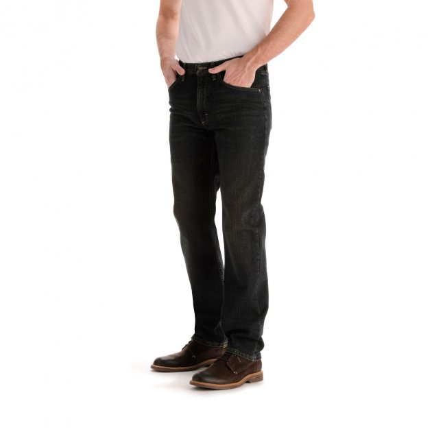 Джинси Lee Premium Select Regular Fit Straight Leg, Rebel, 34W30L, 2001948 - зображення 1
