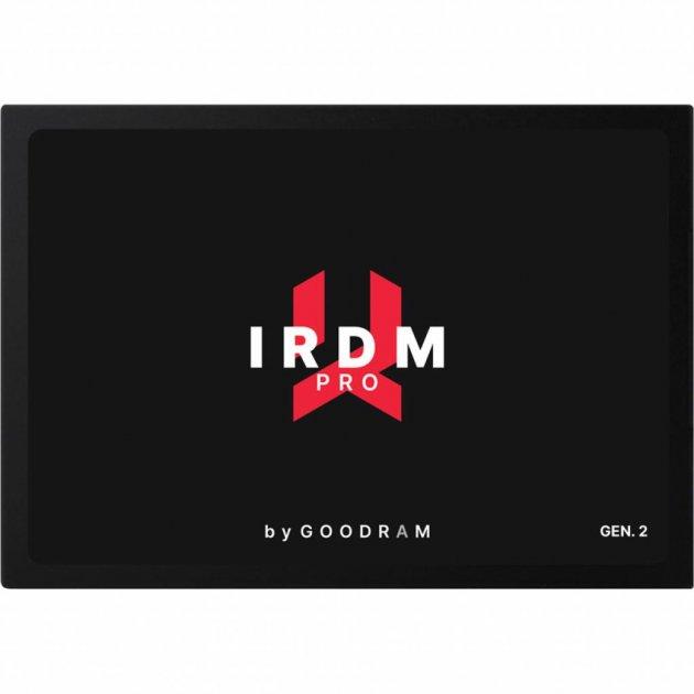 """Накопичувач SSD 2.5"""" 1TB GOODRAM (IRP-SSDPR-S25C-01T) - зображення 1"""