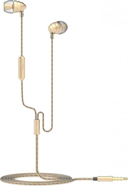 Наушники UiiSii US90 Gold (2000984648623) - изображение 1