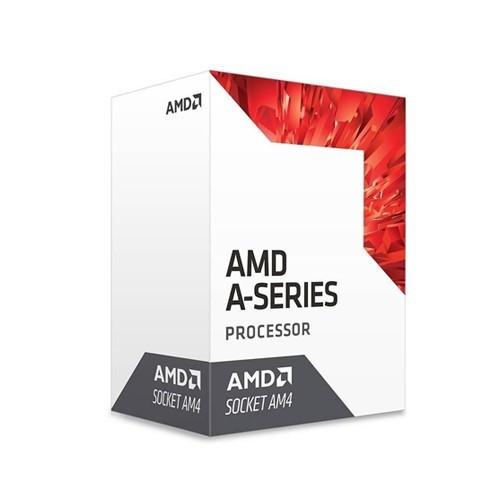 Процессор AMD AM4 A8-9600 3.1GHz AD9600AGABBOX sAM4 Box - зображення 1